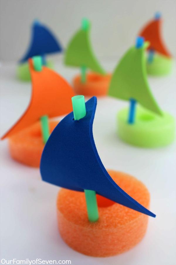 Water Transport Craft Ideas
