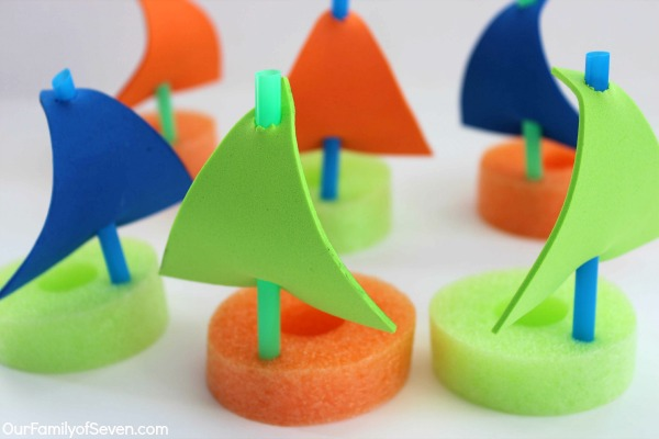 Boat Craft For Toddlers