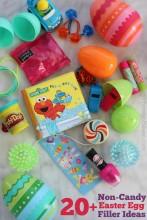 20+ Non-Candy Easter Egg Filler Ideas