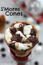 S'Mores Cones