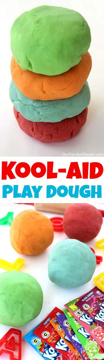 Kool Aid Play Dough Printable Print Kool-aid Play Dough
