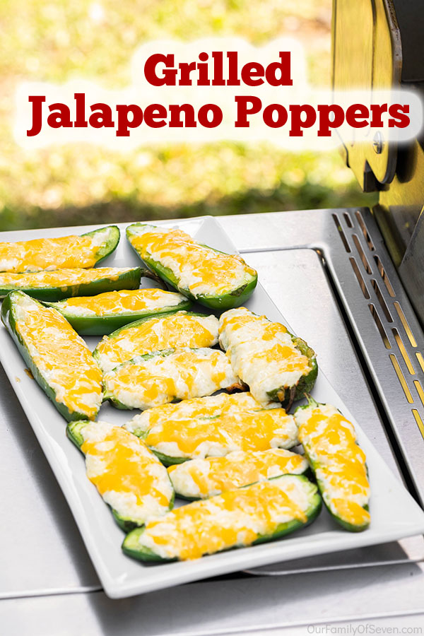 Text on image Grilled Jalapeno Poppers